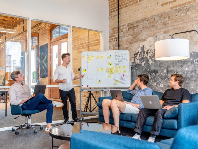 coaching a sales team
