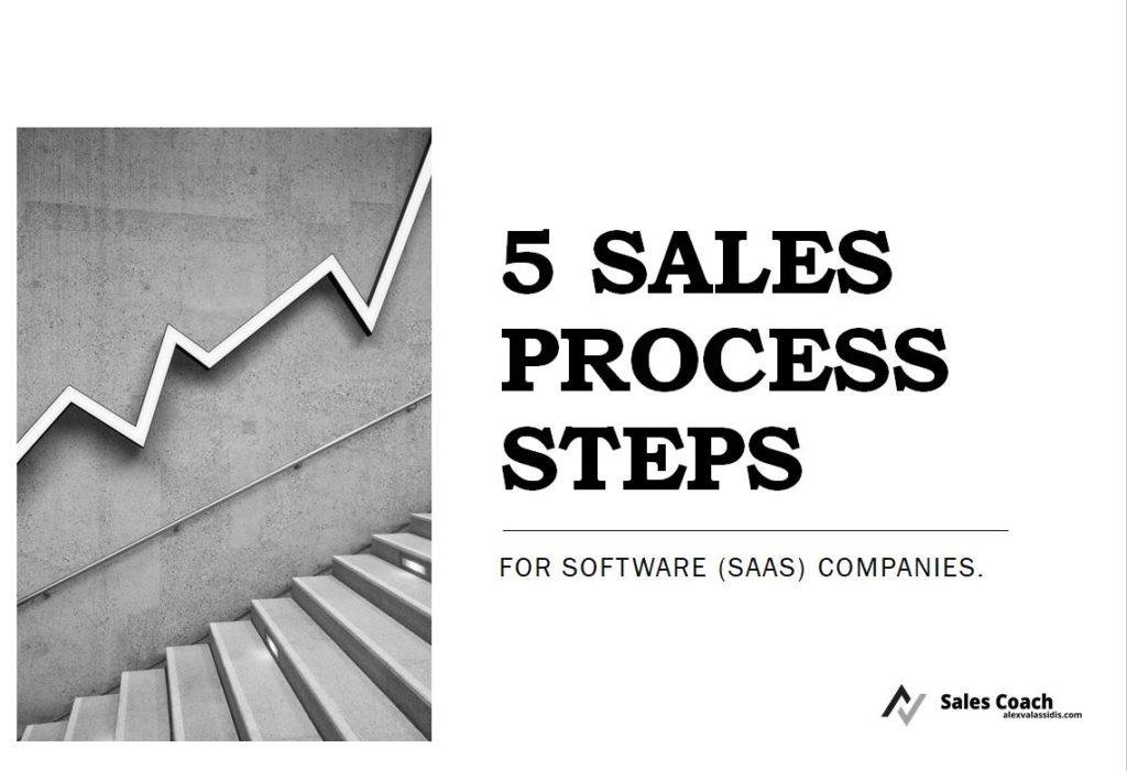 5 sales process steps